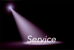ENH Spotlight on Service