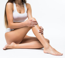 beautiful smooth skin with IPL treatments from ENH Skin Care Center