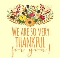 ENH is thankful for YOU